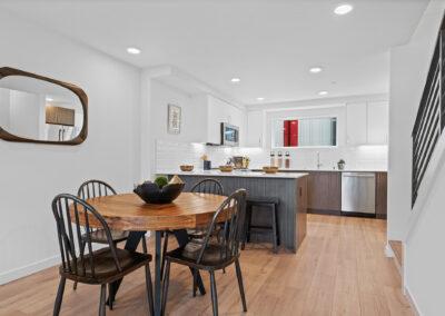 Dining Area and Kitchen at 11206 Pinehurst Way NE
